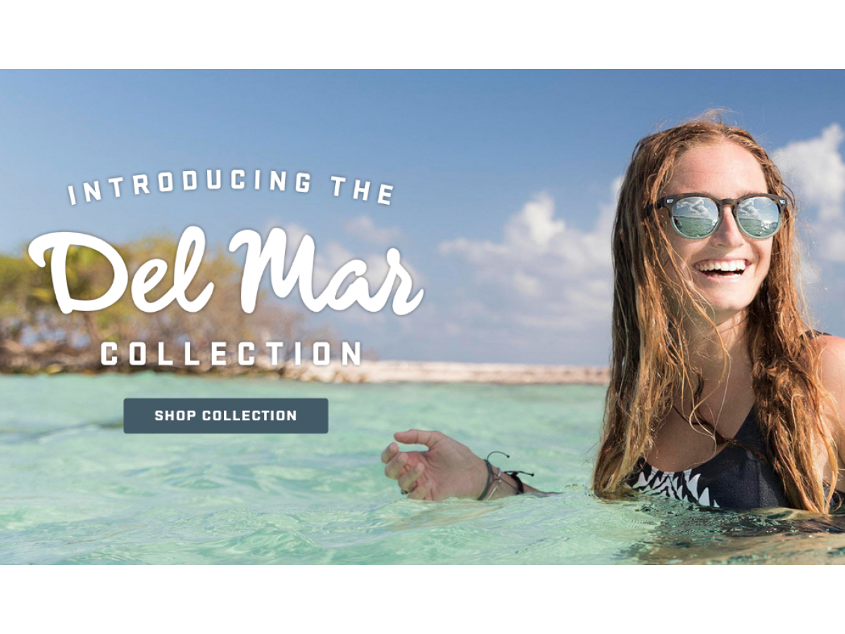 Acetate Sunglasses |Del Mar Collection