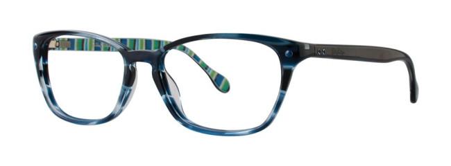 Lilly Pulitzer Kingsley  Eyeglasses