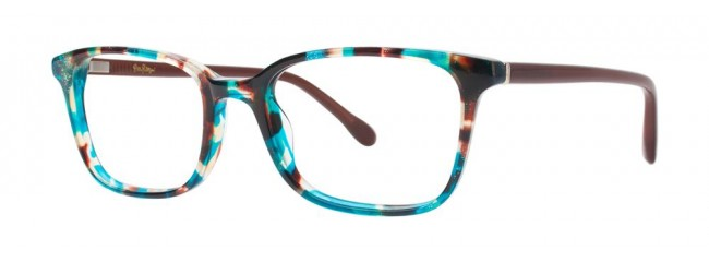 Lilly Pulitzer Witherbee  Eyeglasses |TodaysEyewear.com